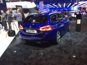 Modèles Peugeot 01