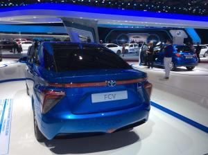 Toyota à pile combustible hydrogène 02
